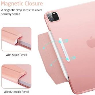 Rožinės-Auksinės spalvos dėklas Apple iPad Pro 11'' 2018/2020