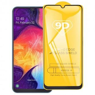LCD apsauginis stikliukas 9D Full Glue Apple iPhone 7 / 8 / SE 2020 juodas