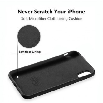 Tamsiai mėlynas dėklas X-Level ''Dynamic'' telefonui Samsung A32 5G
