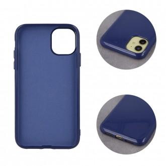"""Mėlynas silikoninis dėklas """"Jelly Case'' telefonui iPhone 13 Pro"""
