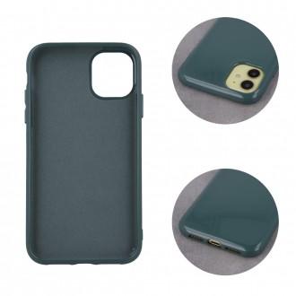 """Žalias silikoninis dėklas """"Jelly Case'' telefonui iPhone 13 Pro"""
