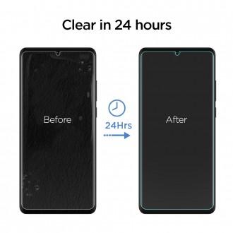 "Apsauginės ekrano plėvelės 2vnt  Huawei P30 Pro telefonui ""Spigen Neo Flex HD"""