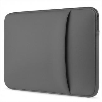 Nešiojamo kompiuterio krepšys 15'' - 16'' -TECH-PROTECT NEOPREN BLACK-