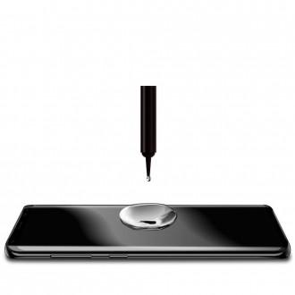 """Skaidrus apsauginis grūdintas stiklas SAMSUNG GALAXY S20 telefonui """"HOFI UV GLASS"""""""