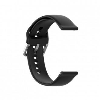 """Juoda apyrankė laikrodžiui Samsung Watch 3 (41MM) """"Tech-Protect Iconband"""""""