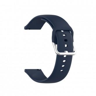 """Mėlyna apyrankė laikrodžiui Samsung Watch 3 (41MM) """"Tech-Protect Iconband"""""""
