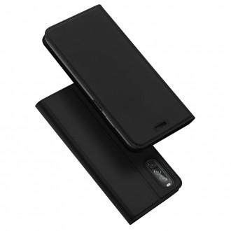 Juodas Dux Ducis dėklas ''Skin Pro'' telefonui Sony XPERIA 10 II