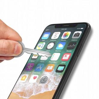 Apsauginis grūdintas stiklas HOFI HYBRID PRO+  telefonui Samsung Xcover 5
