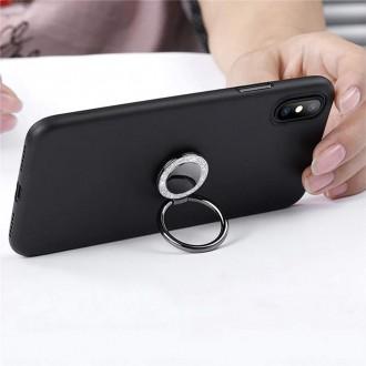 """Auksinis/blizgus universalus telefono laikiklis ant piršto - žiedas """"Tech-Protect"""""""