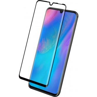 LCD apsauginis stikliukas 9D Full Glue Huawei P30 Lite juodas