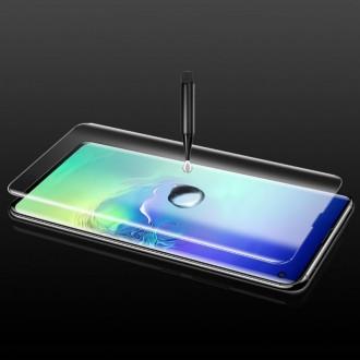 """Skaidrus apsauginis grūdintas stiklas Xiaomi Mi Note 10 / Note 10 Pro telefonui """"Mocolo UV Glass"""""""