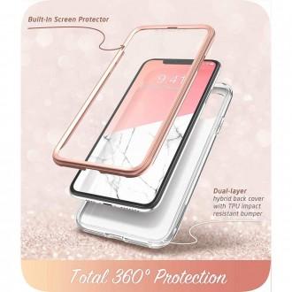 """Dėklas su marmuro efektu Apple Iphone 11 telefonui """"Supcase Cosmo"""""""
