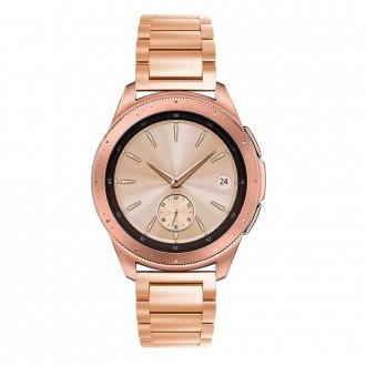 """Auksinė apyrankė laikrodžiui Samsung Galaxy Watch 42MM """"Tech-Protect Stainless"""""""