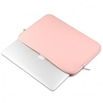 Nešiojamo kompiuterio krepšys 15'' - 16'' -TECH-PROTECT NEOSKIN PINK-