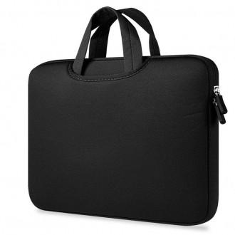 Nešiojamo kompiuterio krepšys 15''-16''  -TECH-PROTECT AIRBAG BLACK-