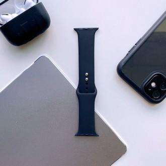 """Juoda apyrankė laikrodžiui Apple Watch 1/2/3/4/5/6 (42-44MM) """"Tech-Protect Iconband"""""""