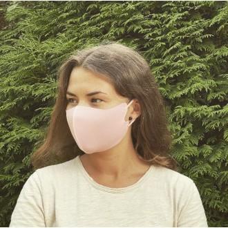 """Rožinė apsauginė veido kaukė """"FDTWELVE D1"""""""
