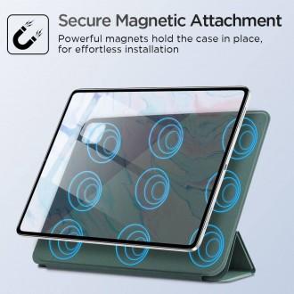 """Juodas atverčiamas dėklas Ipad Air 4 2020 """"Esr Rebound Magnetic"""""""