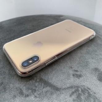 """Skaidrus silikoninis dėklas Xiaomi Poco X3 NFC telefonui """"TECH-PROTECT FLEXAIR"""""""