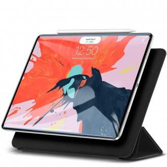 """Juodas, atverčiamas dėklas iPad Pro 12.9 2018 """"ESR MAGNETIC YIPPEE"""""""