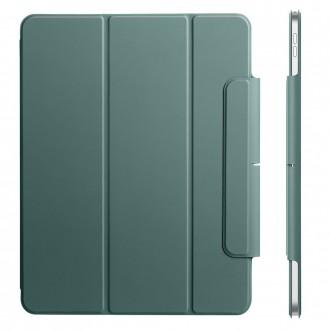 """Žalias atverčiamas dėklas iPad 12.9 2020 / 2021 """"Esr Rebound Magnetic"""""""