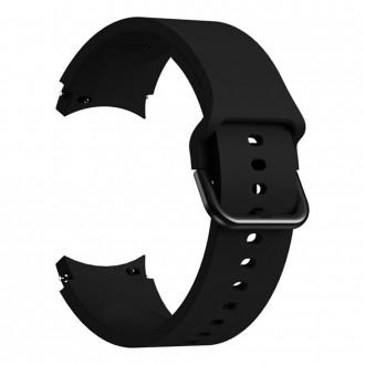 """Juoda apyrankė laikrodžiui Samsung Watch 4 (40/42/44/46 MM) """"Tech-Protect Iconband"""""""