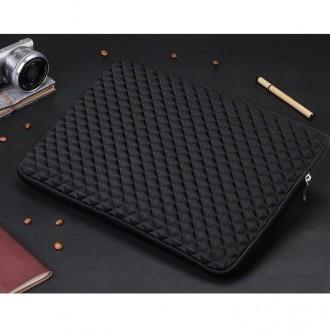 Nešiojamo kompiuterio krepšys 13'' - 14'' -TECH-PROTECT DIAMOND-