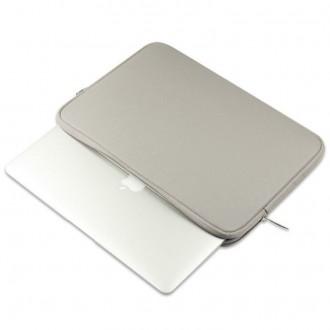 Nešiojamo kompiuterio krepšys 13'' - 14'' -TECH-PROTECT NEOSKIN GRAY-
