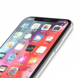 Skaidrus apsauginis stiklas Samsung Galaxy M11 telefonui ''HOFI Hybrid''