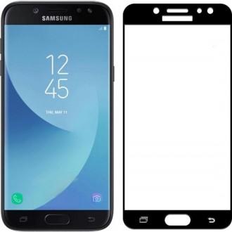 Grūdintas stiklas  ''5D Full Glue HQ Quality''  Samsung Galaxy J730 J7 2017 telefonui