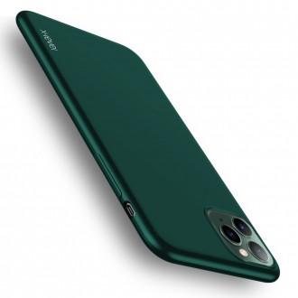 Tamsiai žalias dėklas X-Level Guardian Apple iPhone 13 Pro Max telefonui
