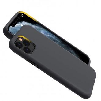 """Rožinis silikoninis dėklas Samsung A71 telefonui """"Tech-protect Icon"""""""