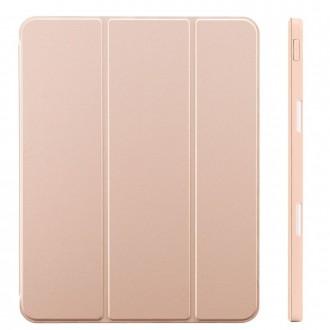 """Rožinis atverčiamas dėklas """"ESR REBOUND PENCIL"""" iPad PRO 11 2021"""