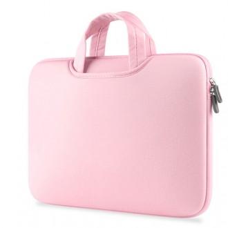 Nešiojamo kompiuterio krepšys 13'' -TECH-PROTECT AIRBAG PINK-