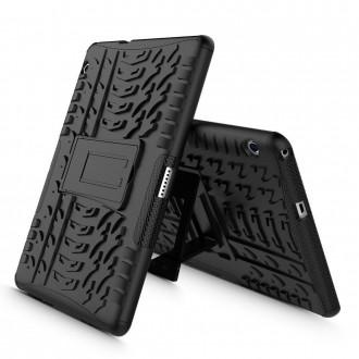 """Juodas dėklas Huawei MediaPad T3 10.0  """"TECH-PROTECT ARMORLOK"""""""