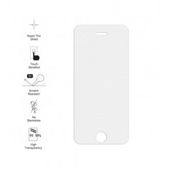 Apsauginis grūdintas stiklas ''9H'' telefonui Nokia 2.4