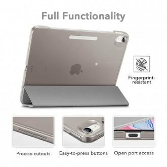 """Juodas atverčiamas dėklas iPad Air 4 2020 """"Esr Ascen Trifold"""""""