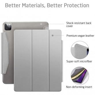 Sidabrinės spalvos dėklas Apple iPad Pro 11'' 2018/2020
