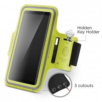 """Žalias univesalus sportinės dėklas telefonui """"Spigen A700 Sport"""""""