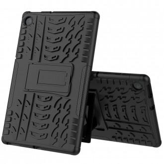 """Juodas dėklas Lenovo Tab M10 Plus 10.3  """"TECH-PROTECT ARMORLOK"""""""