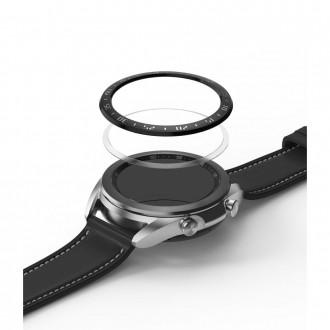 """Juodas dangtelis Samsung Watch 3 (41MM) """"Ringke Bezel"""""""