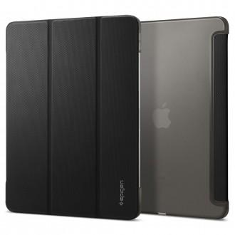 """Išskirtinio dizaino dėklas """"SPIGEN LIQUID AIR FOLIO"""" iPad Pro 12.9 2021"""