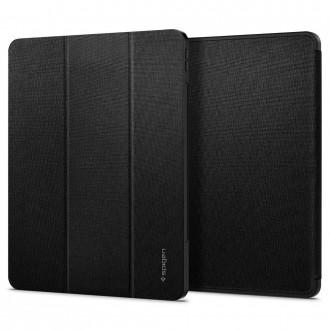 Juodos spalvos dėklas iPad PRO 12.9 2021 ''SPIGEN URBAN FIT''