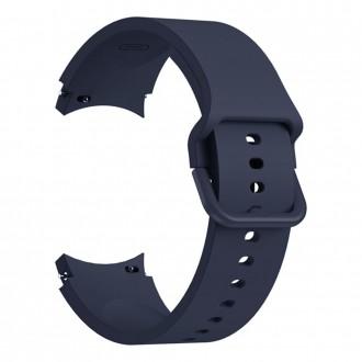 """Tamsiai mėlyna apyrankė laikrodžiui Samsung Watch 4 (40/42/44/46 MM) """"Tech-Protect Iconband"""""""