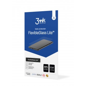"""Apsauginė plėvelė """"3MK Flexible Glass Lite """" Huawei P30 Lite telefonui"""