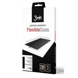 """Apsauginė plėvelė """"3MK Flexible Glass"""" Xiaomi Redmi Note 9 Pro telefonui"""