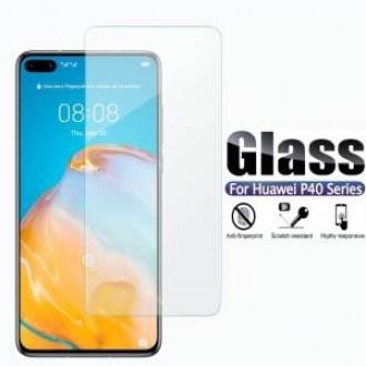 Apsauginis grūdintas stiklas 0,3mm Huawei P40 telefonui
