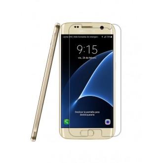 Apsauginis grūdintas stiklas (0,3mm 9H) Samsung Galaxy S6 telefonui