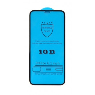 "Apsauginis grūdintas stiklas ''10D Full Glue ''XIAOMI REDMI 9/9A/9C"" telefonui"
