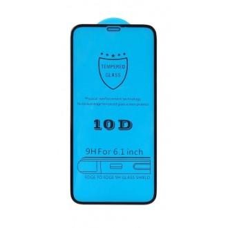 Apsauginis grūdintas stiklas ''10D Full Glue '' Apple iPhone 12 / 12 Pro telefonui